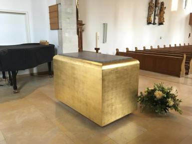 Altar Klosterkirche Dornach