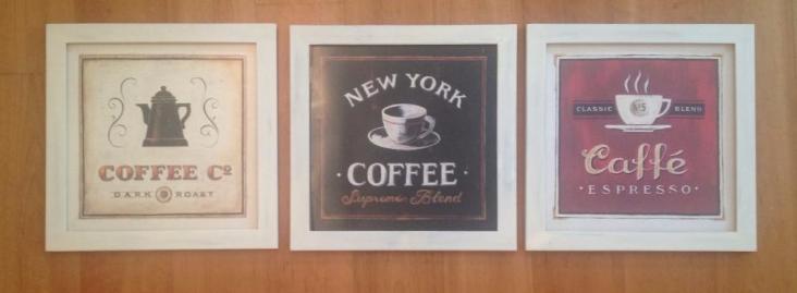 Cafè Bilderrahmen