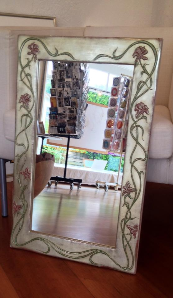 Spiegel Kreation