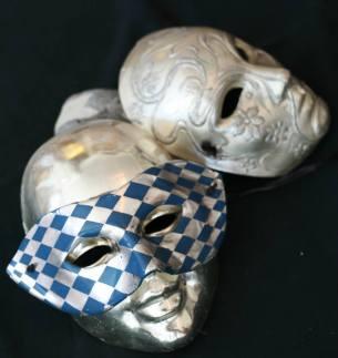 Venziainsche Masken