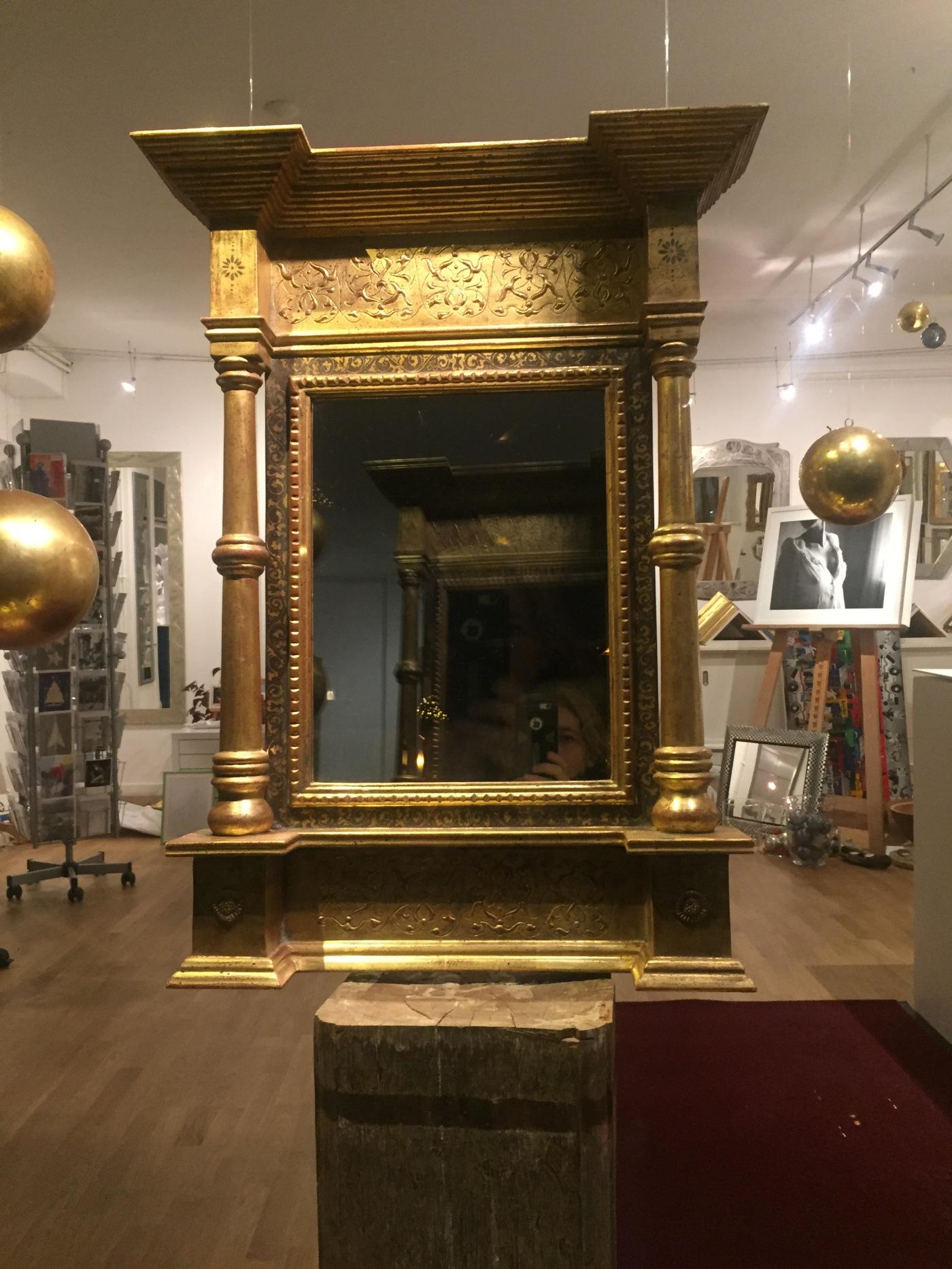 Einrahmungen – Rahmenatelier & Vergolderei Maschera d\'Oro