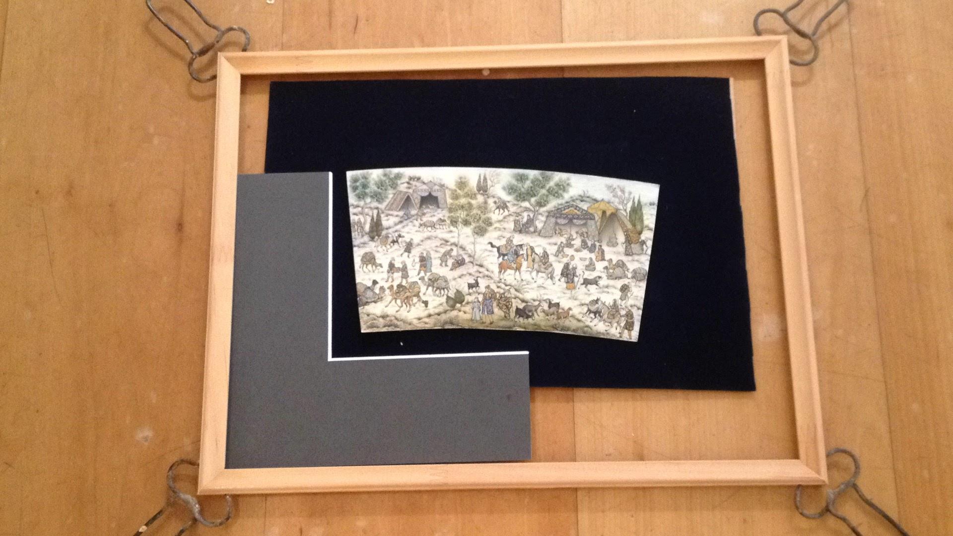 Holzrahmen – Rahmenatelier & Vergolderei Maschera d\'Oro